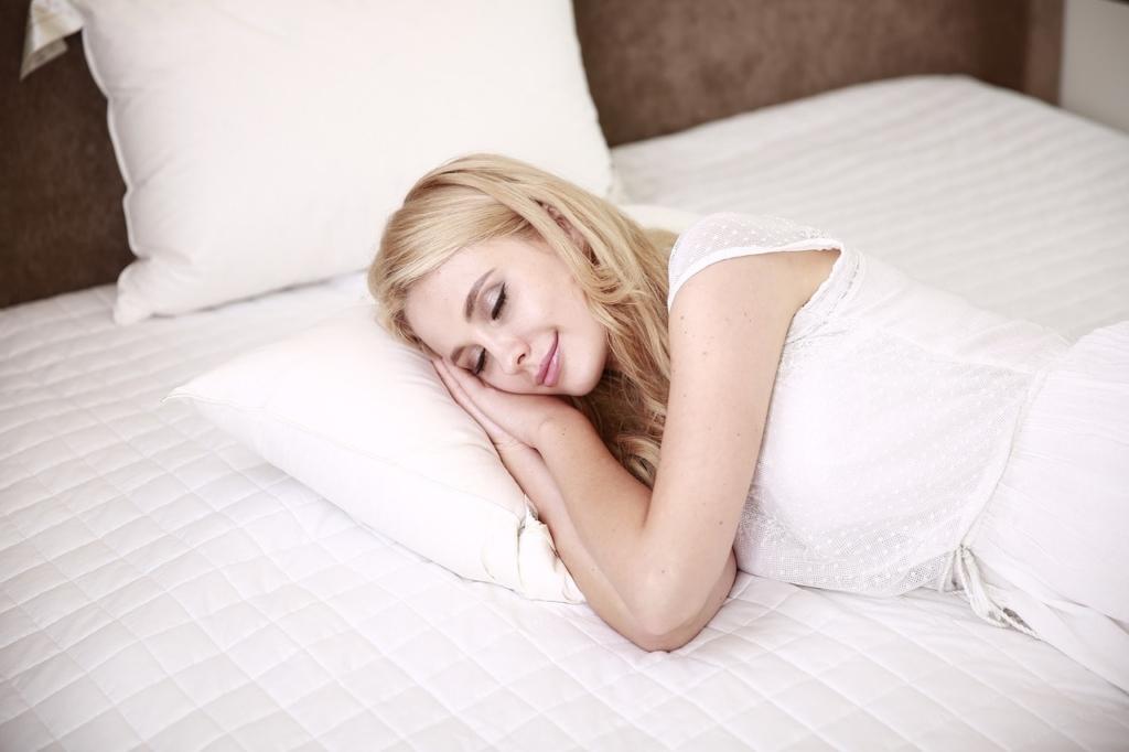 Gesunder Schlaf ist wichtig