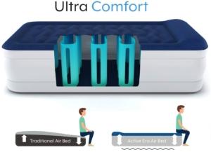 Active Era Einzel Luftbett bietet Komfort