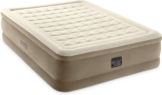 Intex Luftbett Ultra Plush (Queen) Beige