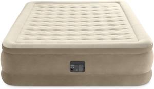 Intex Luftbett Ultra Plush (Queen) Beige